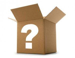 doos vraagteken